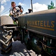 Nicklassons tändkuletraktor – Munktell