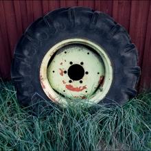 Tomas traktorhjul