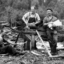 Hugo Bertil och Helge