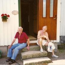 Bertil och Hans Müllerström