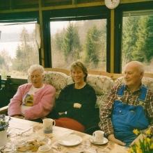 Margit Gaj och Hugo