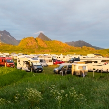 Midnattsol Fredvangs Camping - Lofoten