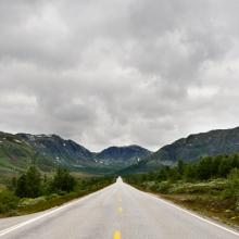 Mørkedalen Norge