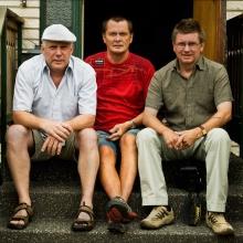 Tre gamla Sävenäsare